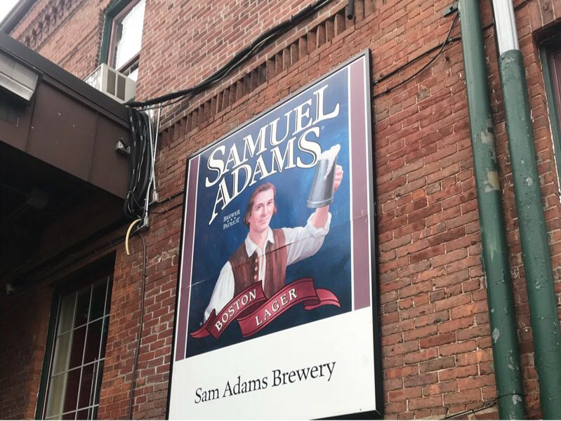 Samuel Adams, cerveja, Boston