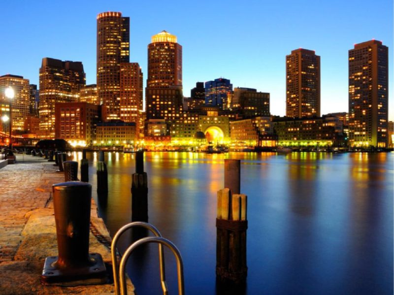 boston harborwalk, boston
