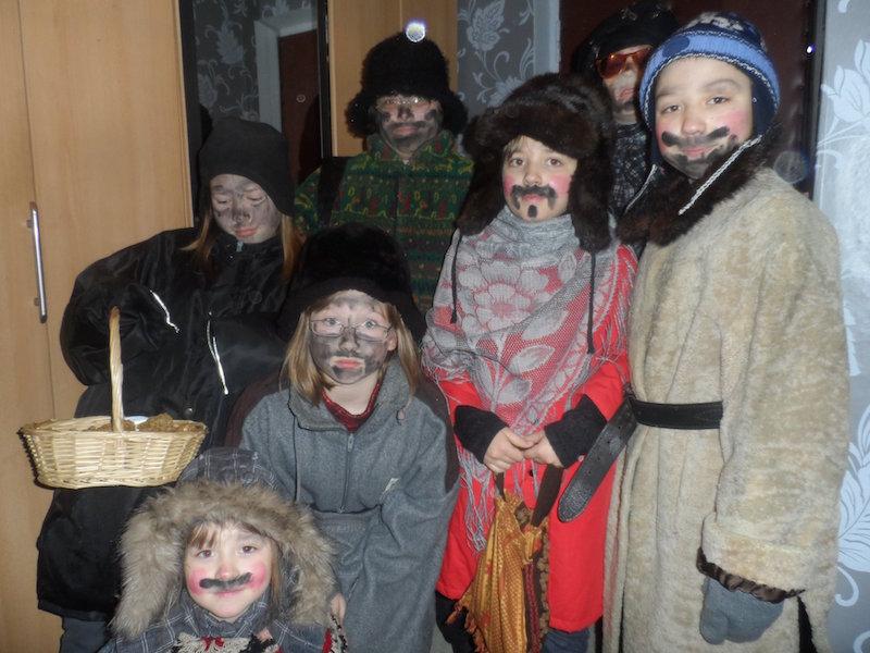 halloween na estonia