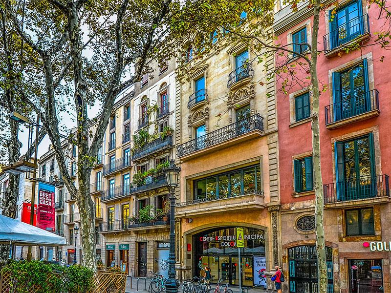 Estilo barcelonês de morar