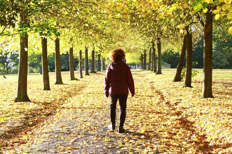 Outono na Escócia