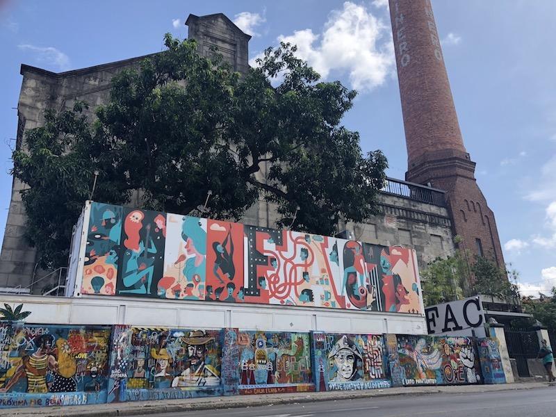 FAC ( Fábrica de Arte Cubana)