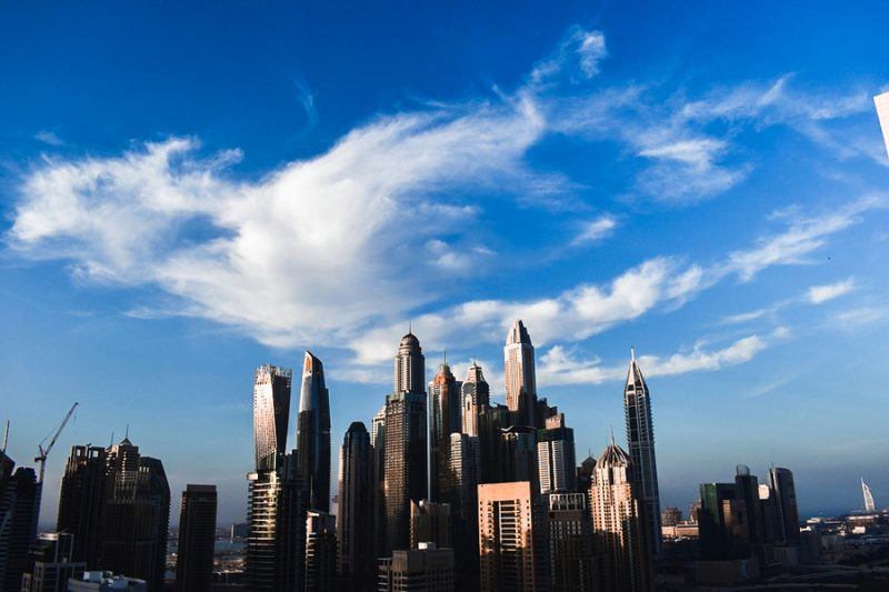 Onde morar em Dubai - Dubai Marina - Foto: acervo pessoal