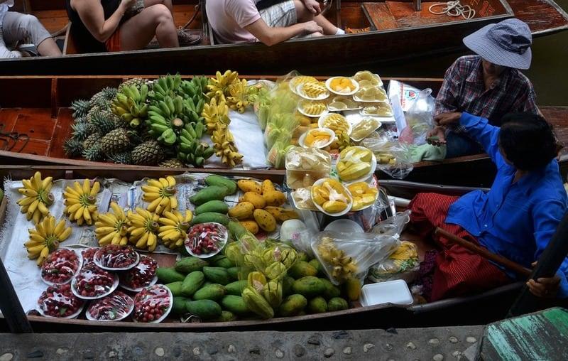 Como é ser vegetariano na Tailândia - Foto: Pixabay