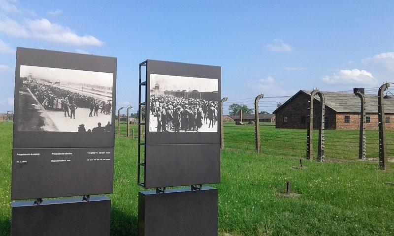 Auschwitz, Birkenau