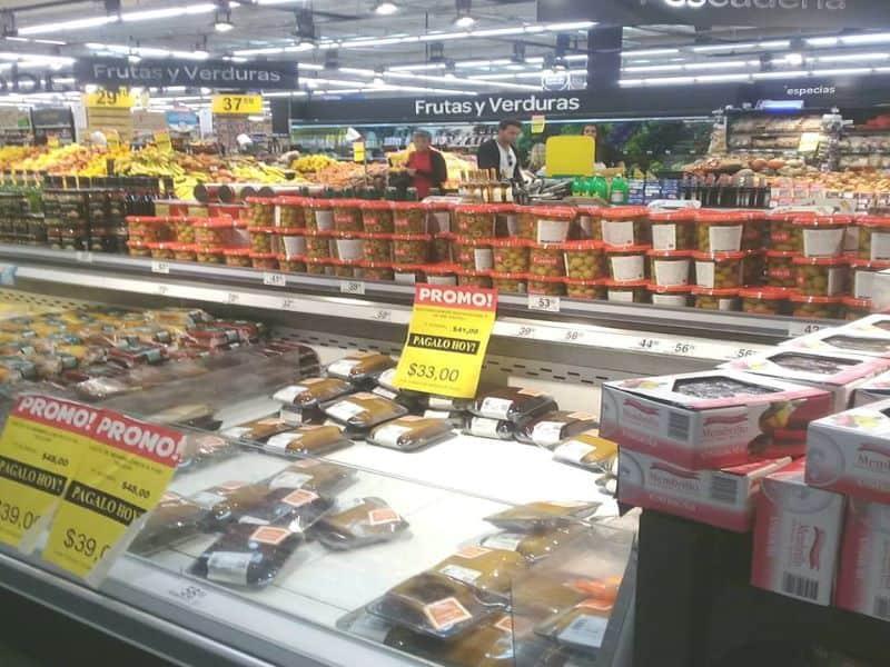 Fazer supermercado: um desafio