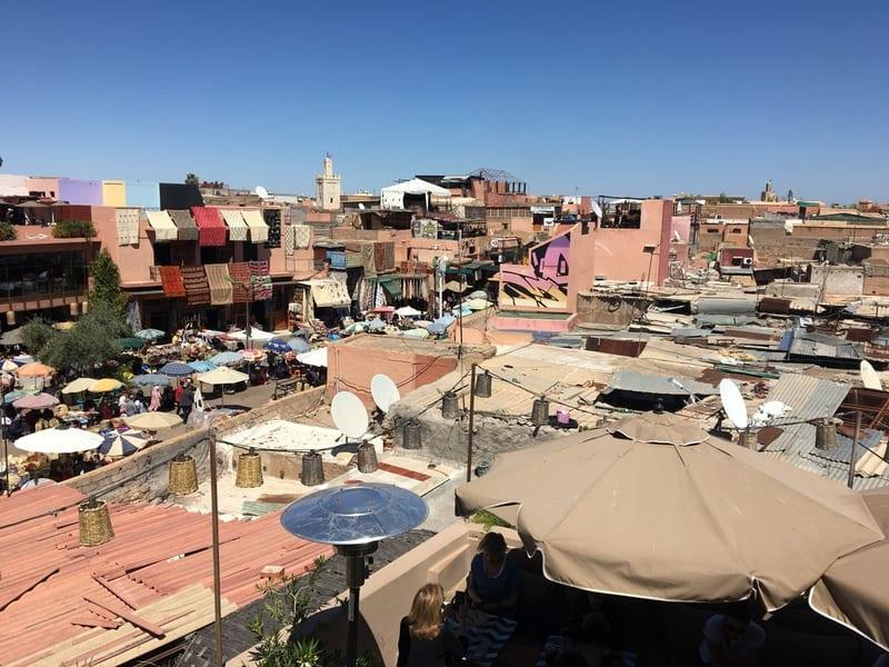 Marakech, roteiro pelo Marrocos - Foto: acervo pessoal