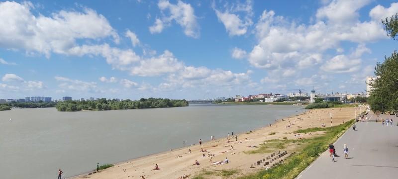 Siberia, verão