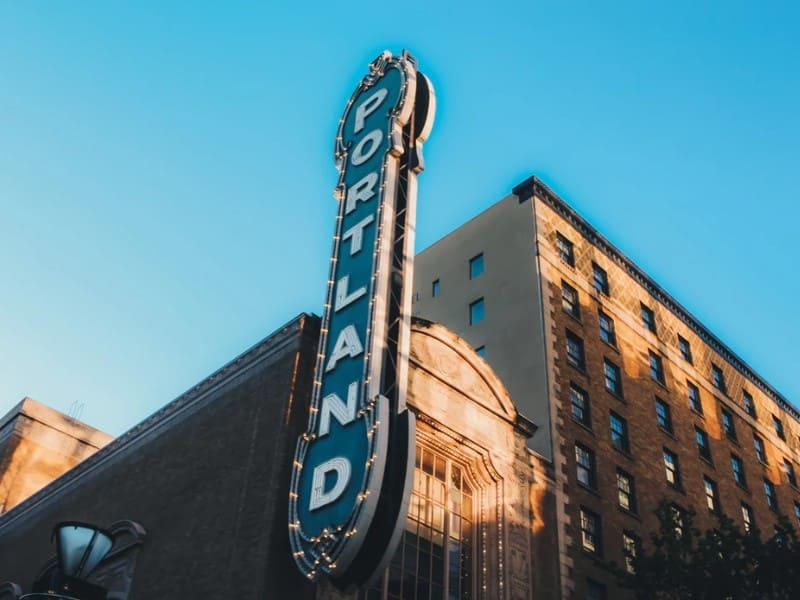 Foto para o texto de bairros em Portland