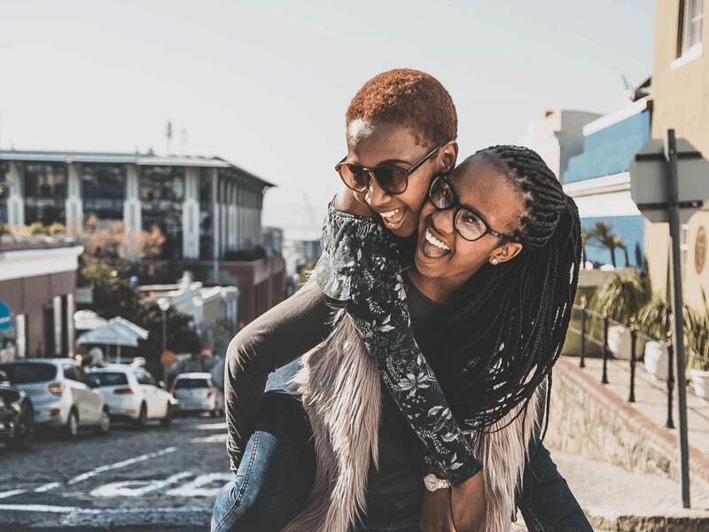 Amizades, África do Sul