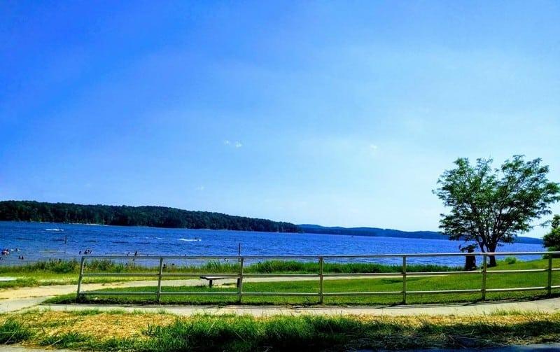 Jordan Lake: Lazer para todos os gostos