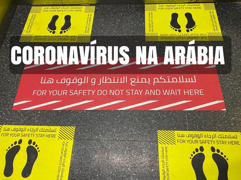 Coronavírus na Arábia