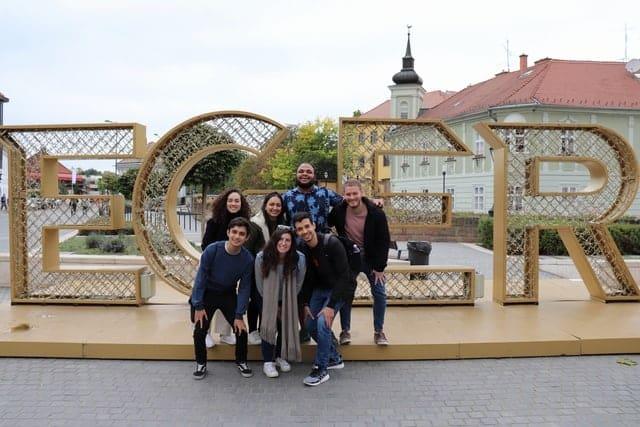 Hungria, viagem de carro