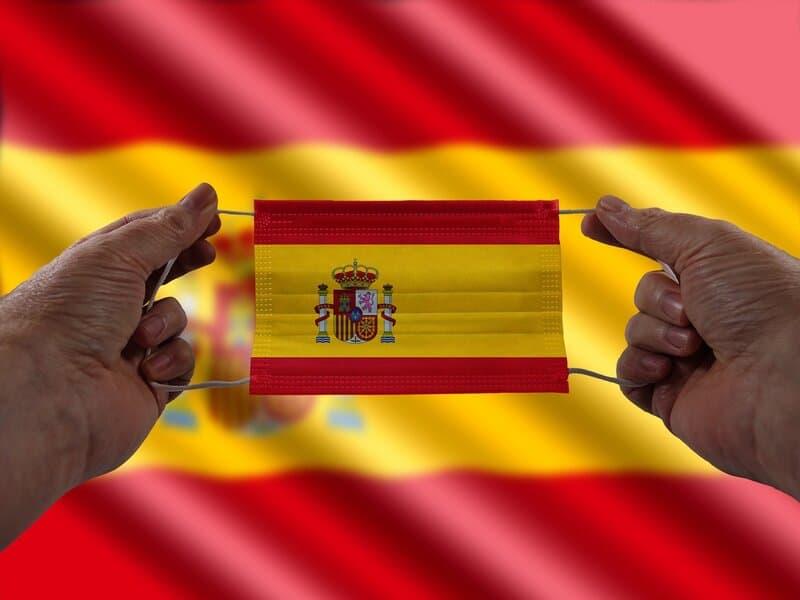 covid-19, Espanha