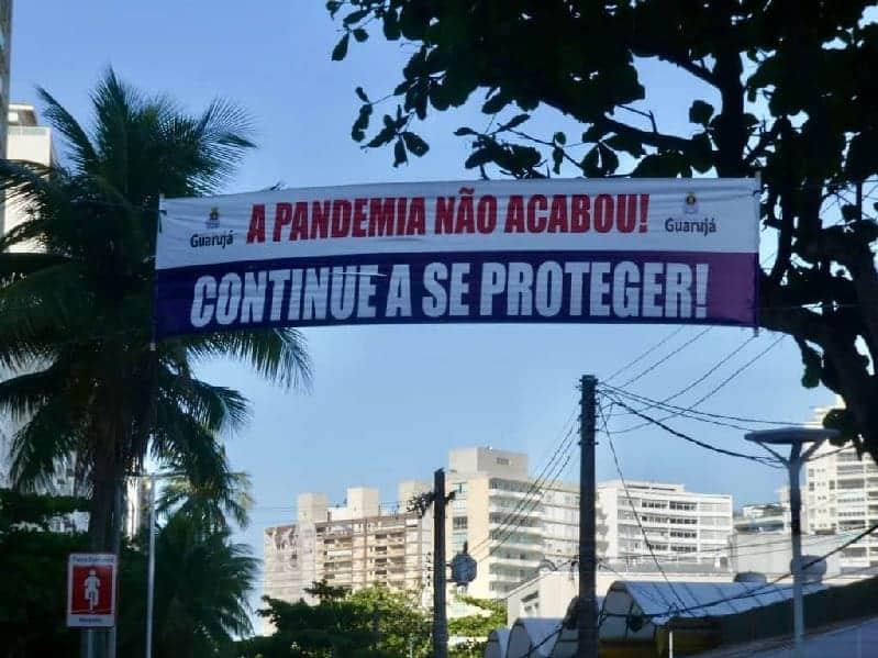 Covid, Brasil