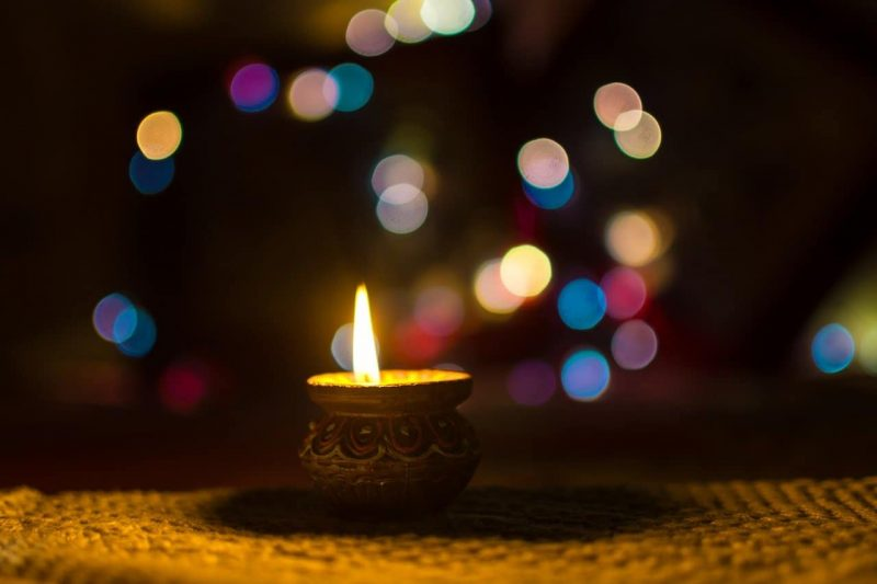 Festival das luzes, Myanmar