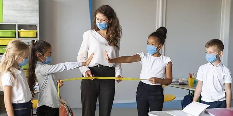 Canadá, escolas, pandemia