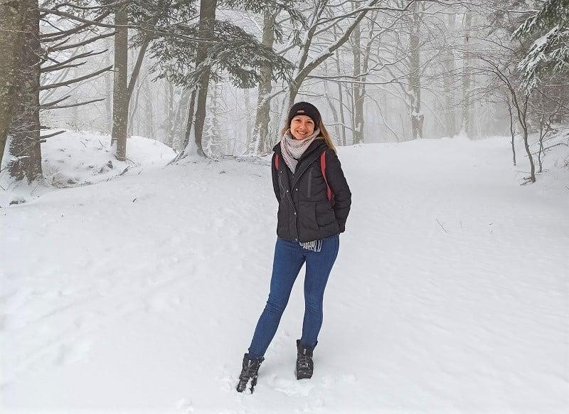 Inverno, França