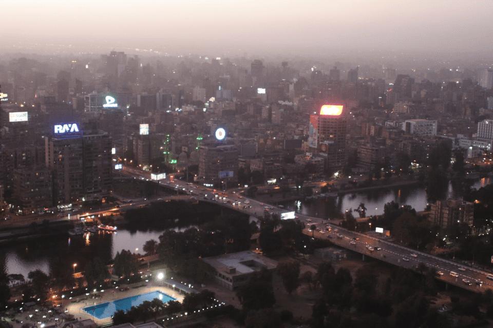 transporte, Egito, Cairo