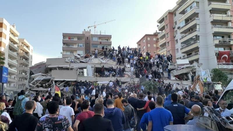 Terremoto na Turquia