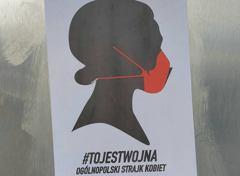 Strajkkobiet, Polonia