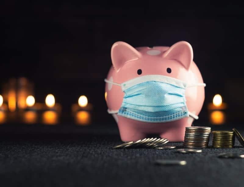 Foto, economia na pandemia