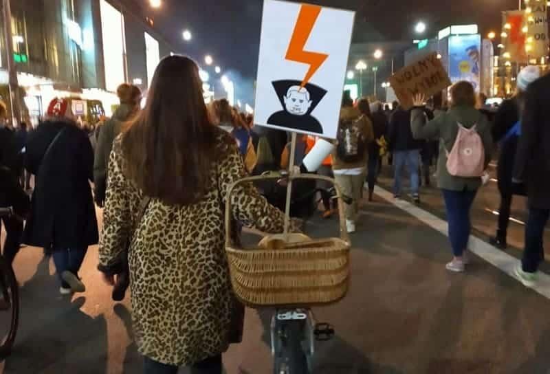 Protestos, strajkkobiet